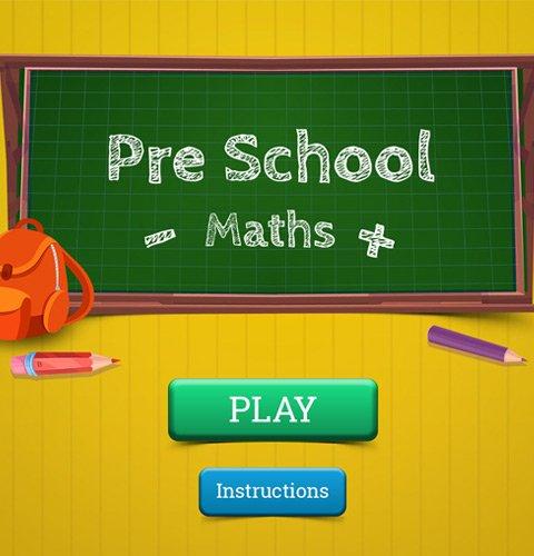 Pre School Maths