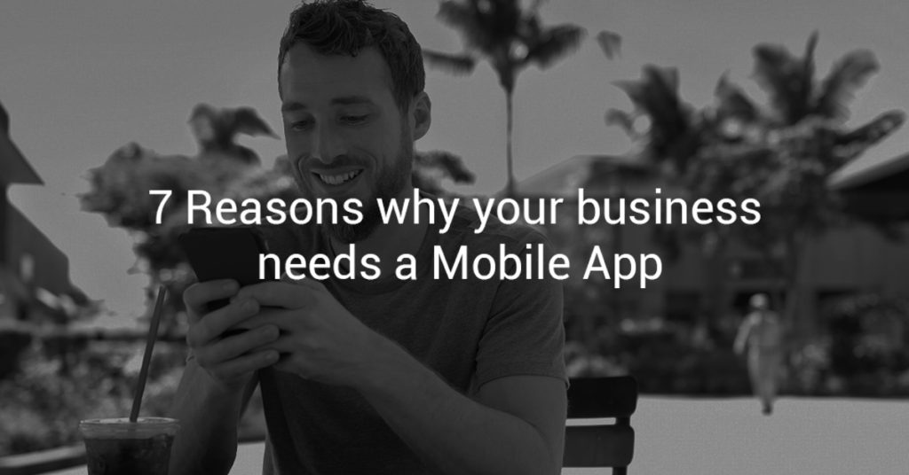 Why Need Mobile App