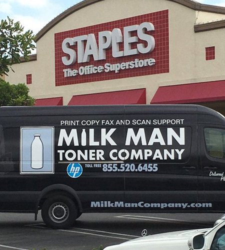 MilkMan Company