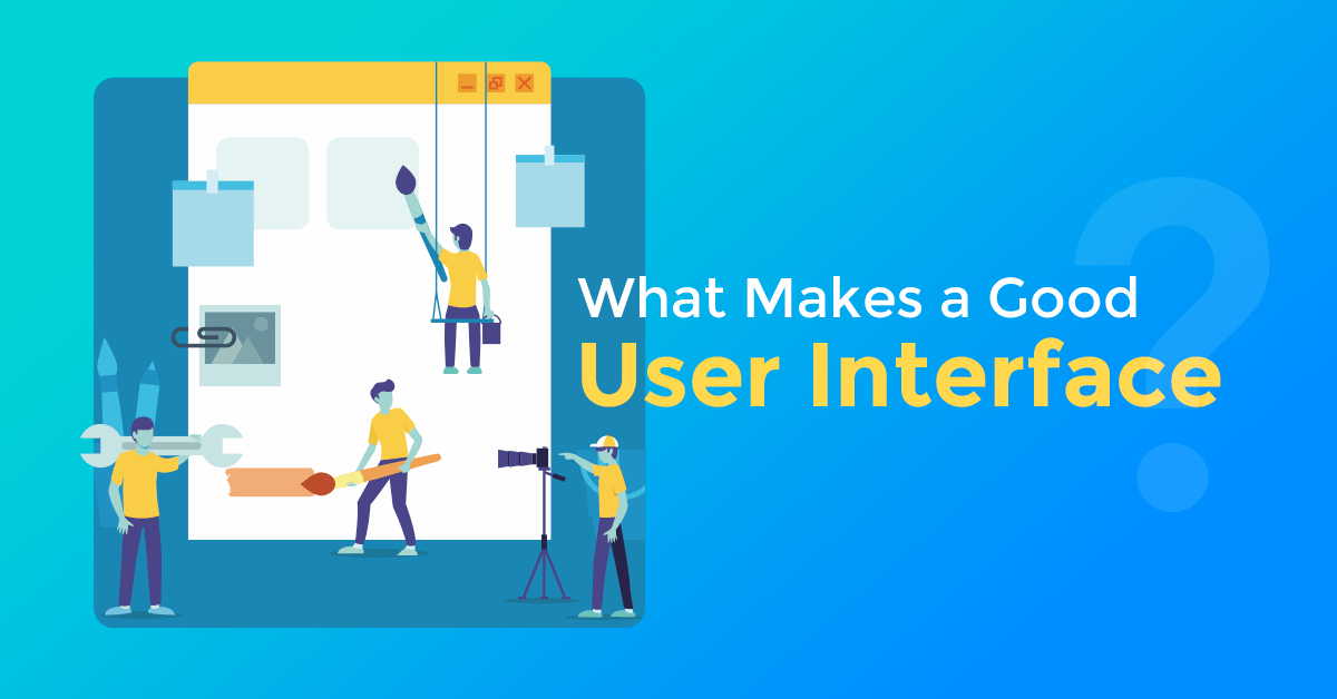 How to make an engaging user interface