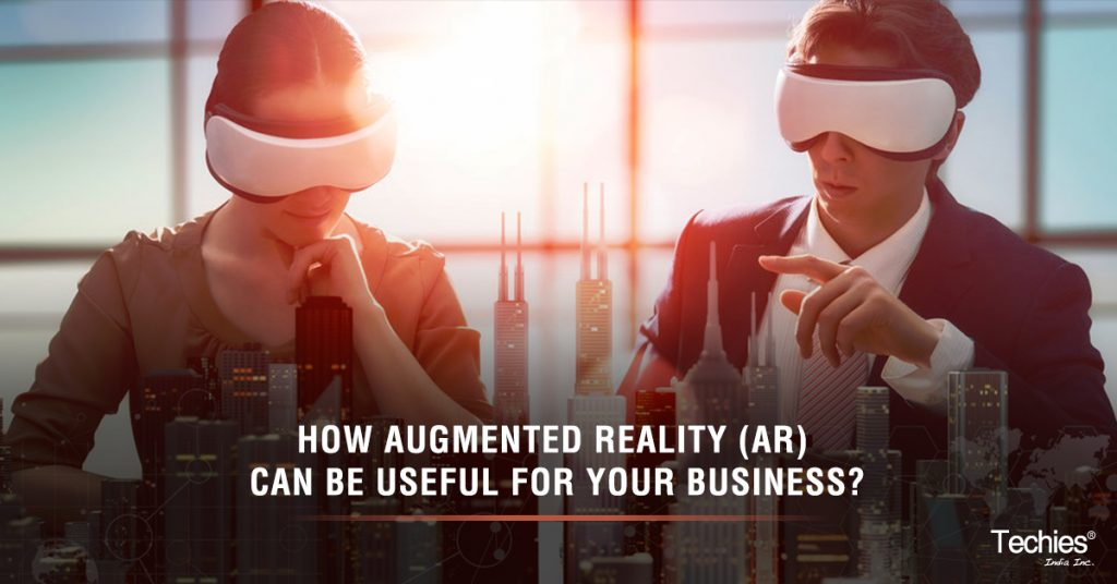 AR for business