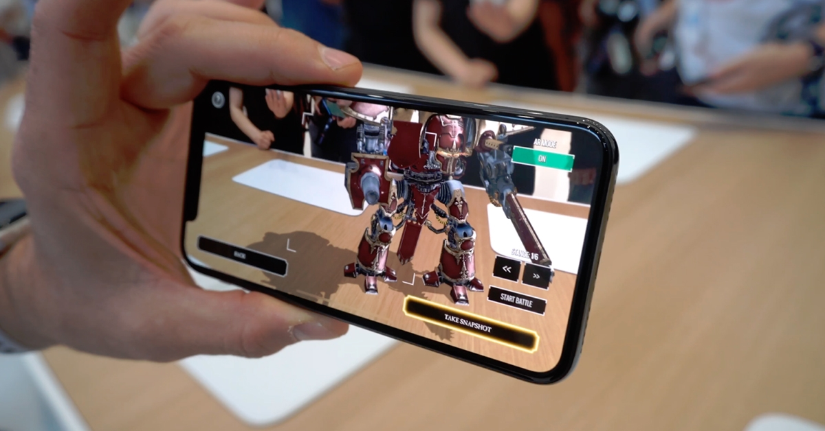 AR Means Better UX