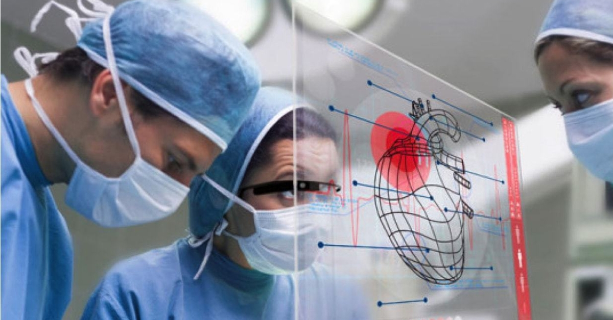 AR in Medical Field