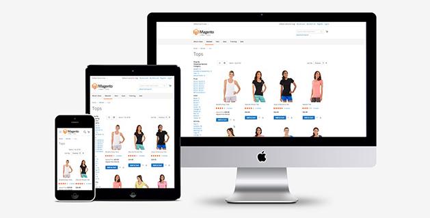 Magento 2 Store Visuals