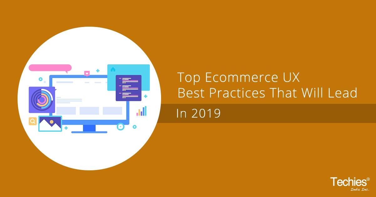 eCommerce UX best practices