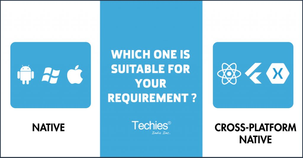 Native vs Cross-Platform Native Development: Which one is correct for your requirement?