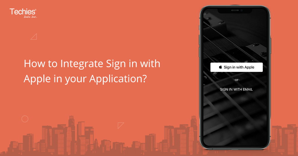 How to Integrate Sign in with Apple in your Application?