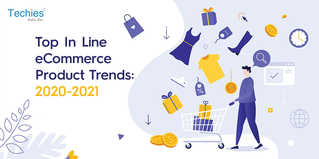 Top In Line eCommerce Product Trends: 2020-2021