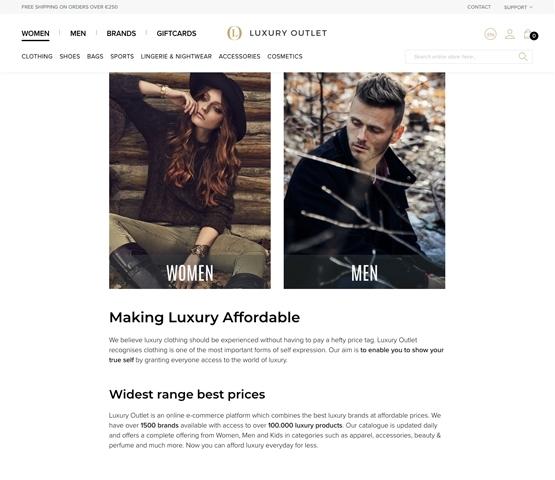 eCommere Design
