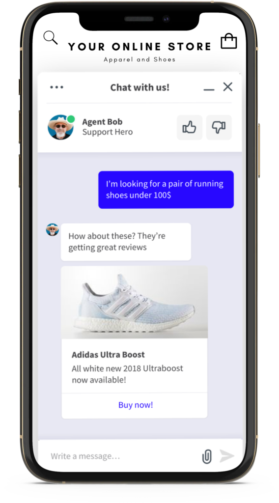 Provide Live Chat Support